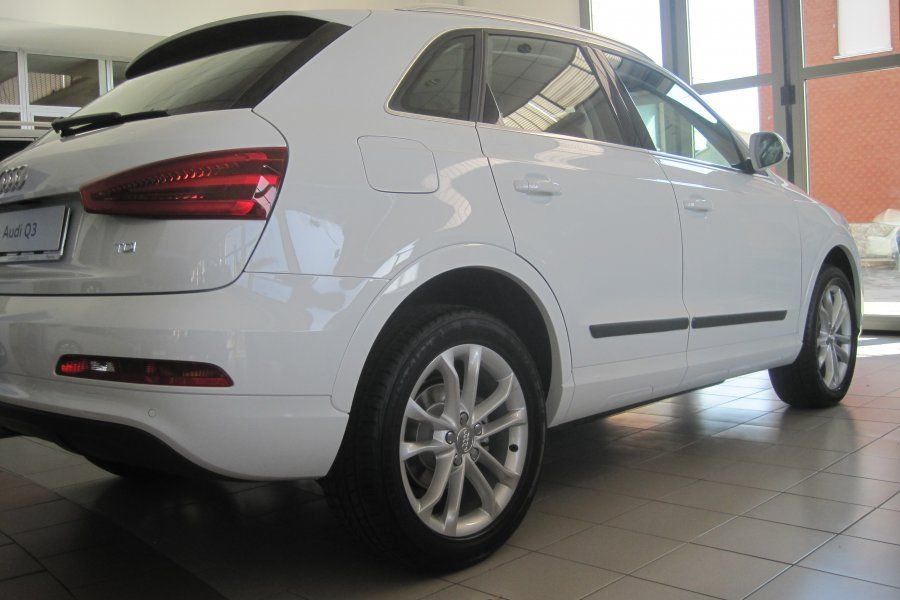 Example of application on the Audi Q3