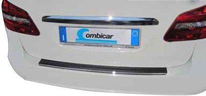 Applicazione Rear Bumper Protection con inserto cromato