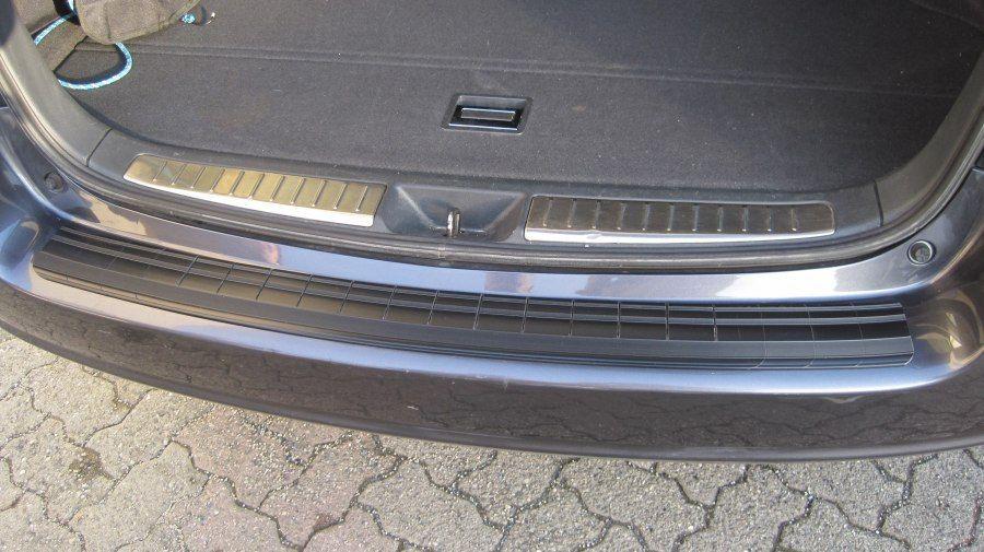Esempio Applicazione Rear Bumper Protection Nero