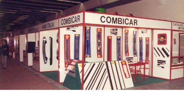 STAND COMBICAR FRANCOFORTE 1984